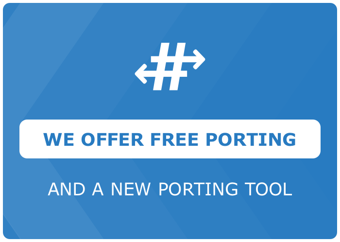 New porting tool and limited offer for December